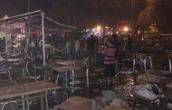 انفجاران يهزان العاصمة بغداد وداعش يتبنى الهجوم.