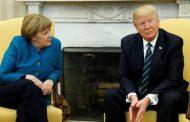 تصاعد حدة التوتر بين ترامب وميركل.