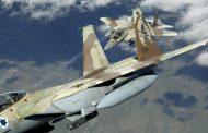 غارات اسرائيلية جديدة على غزة رداً على صاروخ فلسطينى اطلق من القطاع