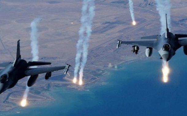 طيران التحالف العربي يشن أكثر من 20 غارة جوية لاستهداف مواقع حوثية في صعدة