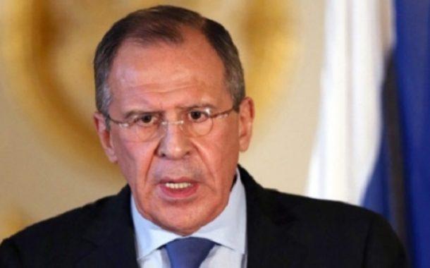 لافروف يدعو لمحادثات بين سوريا وتركيا لحل أزمة عفرين