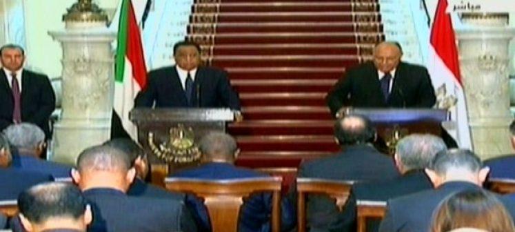 سامح شكرى: العلاقات بين مصر والسودان أزلية ومحل اعتزاز الشعبين