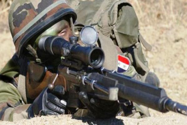 مقتل 100 مسلح ارهابي بحلب وريفها على يد الجيش العربي السوري