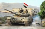 الجيش السوري يحبط اعتداءات على النقاط العسكرية في ريفي حماة والسويداء