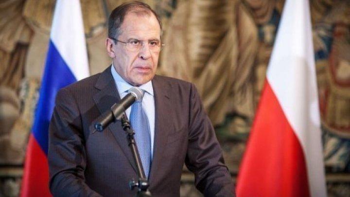"""لافروف يدعو إلى توحيد الجهود الإقليمية والدولية لمكافحة """"داعش"""""""