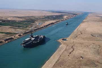 الإحصاء: 8.2 مليار جنيه إيرادات قناة السويس في يوليو الماضي