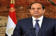 الرئيس السيسى ينعى أمير الكويت ويوجه بإعلان حالة الحداد العام