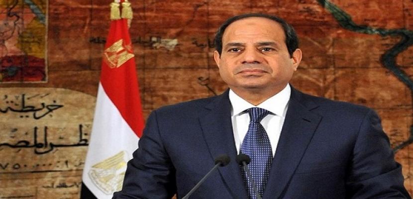 قرار جمهوري بالموافقة على اتفاقية منحة مساعدة بين مصر وأمريكا