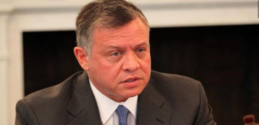 ملك الأردن يبحث التطورات الإقليمية الراهنة مع الأمين العام للأمم المتحدة