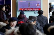 تجربة صاروخية جديدة لبيونغ يانغ وإدانات دولية.