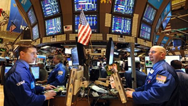 الأسهم الأمريكية تتراجع مع ترقب السوق انتخابات بريطانيا