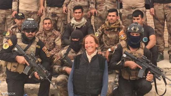 مقتل صحافية فرنسية خلال تغطيتها لمعركة الموصل..ليرتفع عدد قتلى الصحفيين إلى سبعة منذ بدء المعركة.