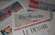 دعوة لإنقاذ الصحافة المكتوبة
