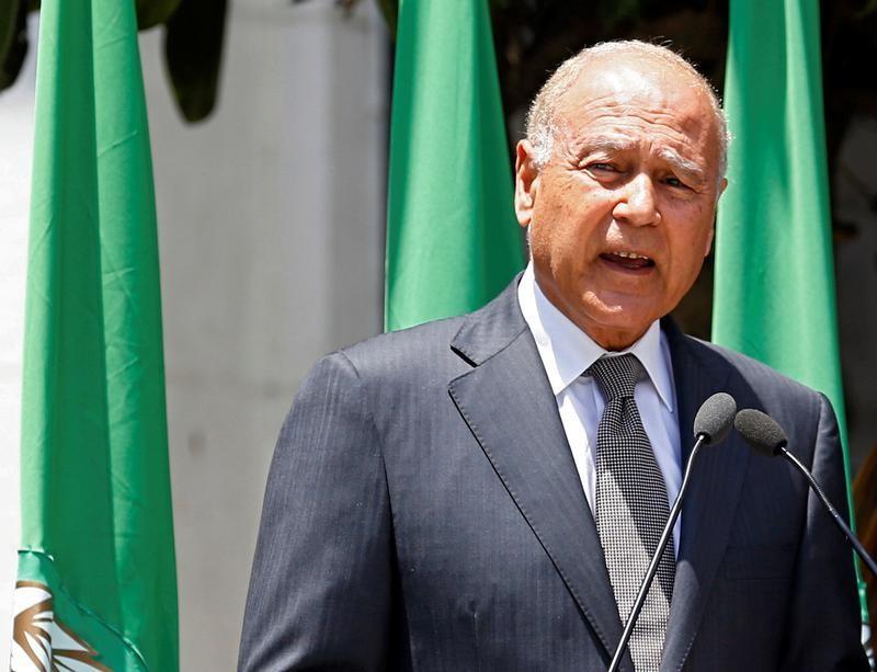 أبو الغيط يدعو إلى ضرورة تعزيز العمل العربي الجماعي لمواجهة تداعيات أزمة كورونا
