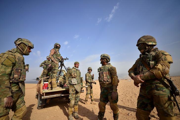 الجيش العراقي: انفجار يصيب رتلا للتحالف الأمريكي شمالي بغداد