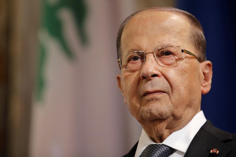 عون : الأزمة المالية العالمية وحروب المنطقة والنزوح أثرت على وضع لبنان الاقتصادي