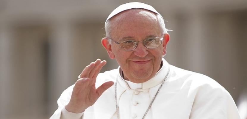 بابا الفاتيكان يعرب عن رغبته في زيارة كوريا الشمالية