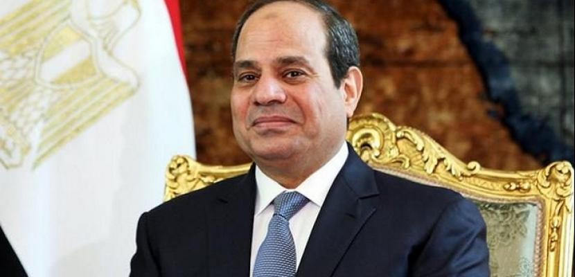 الرئيس السيسي يهنئ شعب مصر والأمة العربية والإسلامية بعيد الأضحى