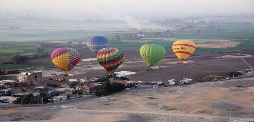 نيابة الأقصر تأمر بحبس قائد البالون الطائر و3 مسئولين بالشركة 4 أيام