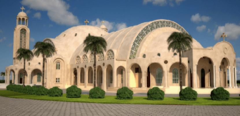 البابا تواضروس يرأس الليلة قداس عيد الميلاد بكاتدرائية العاصمة الإدارية