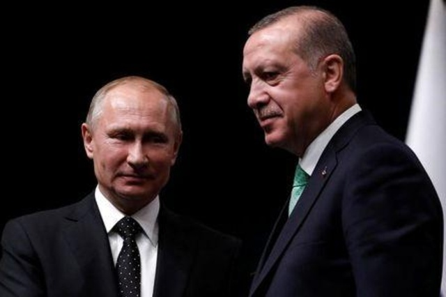 الرئاسة التركية: أردوغان ناقش مع بوتين التوغل في سوريا