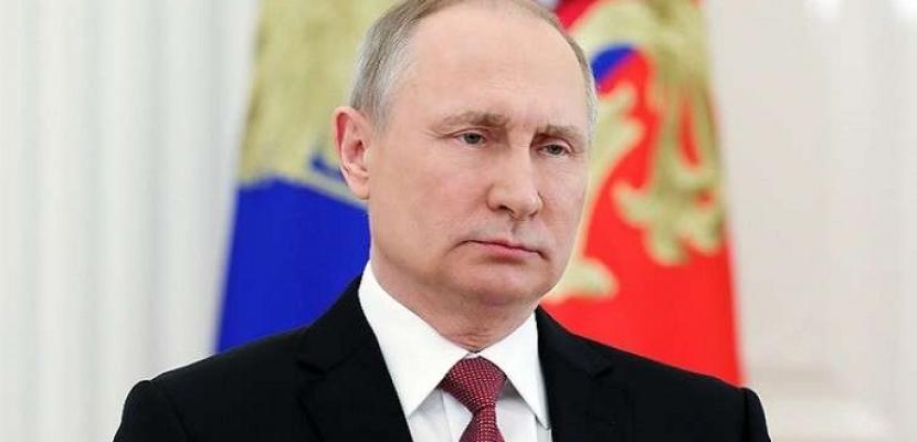 بوتين يندد بشدة بالضربة الغربية على سوريا ويدعو لجلسة طارئة لمجلس الامن