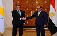 المتحدث باسم الرئاسة:الوفد المرافق للرئيس القبرصي سلم مصر 14 قطعة أثرية