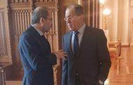 الصفدي: لا حل للأزمة السورية سوى الحل السياسي .. وموسكو تتضامن مع الاردن ضد داعش