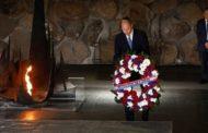 الأمير وليام يبدأ جولته بإسرائيل بزيارة نصب ضحايا المحرقة