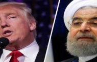 ترامب لـ روحانى: لا تهدد أمريكا وإلا ستواجه عواقب لم تحدث فى التاريخ