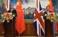 وزير الخارجية البريطاني يرحب باتفاق تبادل تجاري مع الصين لما بعد بريكست