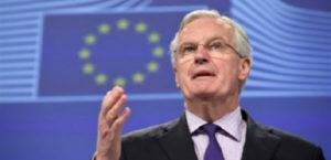 بارنييه: خطط ماي بشأن اتفاقية الجمارك يعرض الاتحاد الأوروبي لخطر الاحتيال التجاري