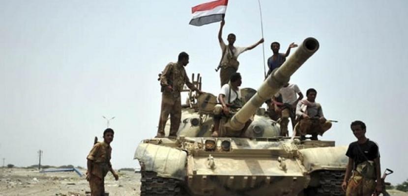 الجيش اليمنى يحقق تقدماً وستعيد مواقع من الحوثيين في تعز