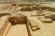 كشف موقع أثري لحجرات من العصر الروماني والبيزنطي بميت أبو الكوم