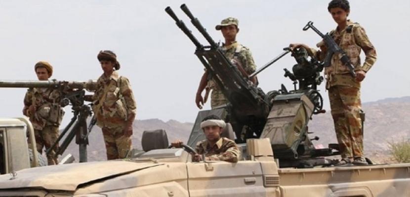 القوات اليمنية تصادر أسلحة للحوثيين في الحديدة