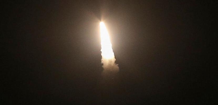 الجيش الإسرائيلي: إطلاق صاروخ لاعتراض طائرة بدون طيار قادمة من سوريا