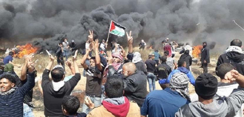 """هيئة العودة الفلسطينية تدعو للنفير العام في جمعة """"الوفاء للخان الأحمر"""""""