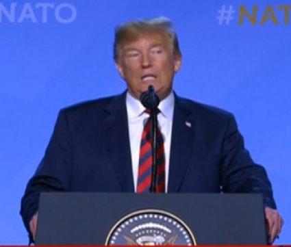 ترامب: التزام أمريكا تجاه حلف الناتو لايزال قويا للغاية