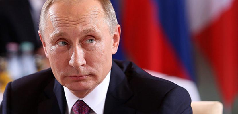 بوتين بحث العقوبات الأمريكية مع مجلس الأمن القومي