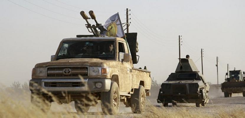 قوات سوريا الديمقراطية تطلق المعركة الأخيرة ضد داعش بمناطق شرق الفرات