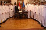 الرئيس السيسي يوجه بمواصلة التنسيق بين الأجهزة الأمنية والجيش للحفاظ على أمن المواطن والدولة