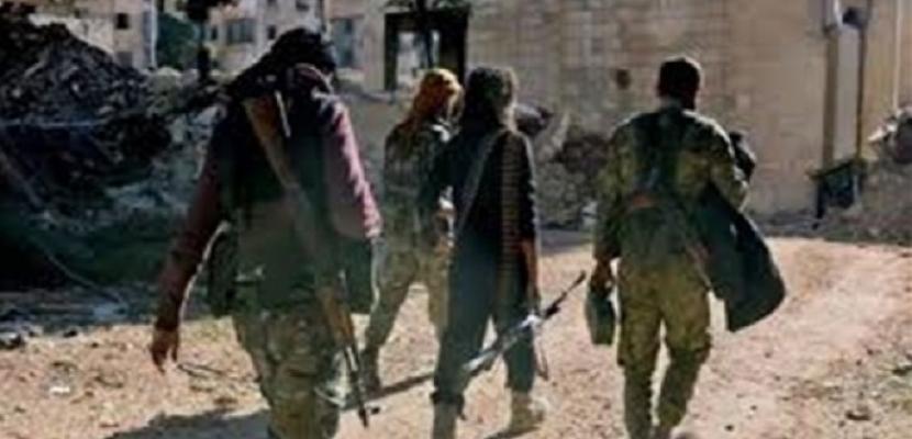 """اعتقال 3 عناصر من تنظيم """"داعش"""" فى محافظة نينوى العراقية"""