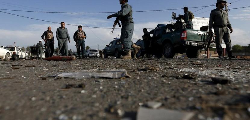 مقتل 15 وإصابة 18 آخرين من أفراد الأمن الأفغاني في هجوم طالبان شمال أفغانستان