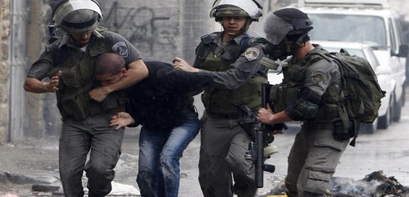 قوات الاحتلال الإسرائيلي تعتقل 16 فلسطينياً من مختلف محافظات الضفة