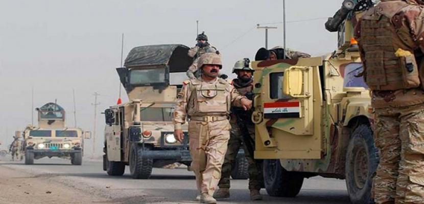 العراق: القبض على ارهابيين اثنين وتدمير مخبأين لداعش بكركوك