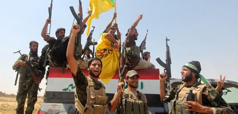 الحشد الشعبي العراقي يحبط محاولة تسلل لعناصر داعش بسامراء