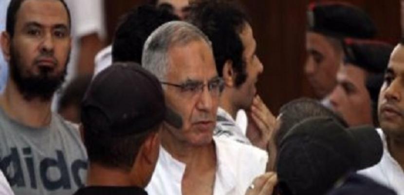 تجديد حبس محمد علي بشر و4 آخرين بتهمة التخابر مع دولة أجنبية 45 يومًا