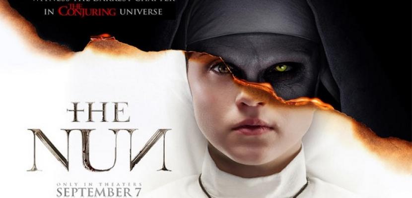 فيلم (الراهبة) يحقق أعلى إيرادات في شباك التذاكر الأمريكي