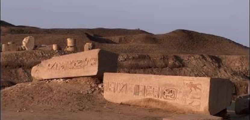 (تانيس) أهم مدينة أثرية في الدلتا..وآثار رمسيس الثاني جزءا مهما من هويتها التاريخية