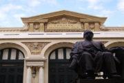 الوزراء ينفي سرقة تمثال أثري من أحد ميادين الإسكندرية